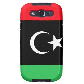 Libya Flag Galaxy SIII Cover