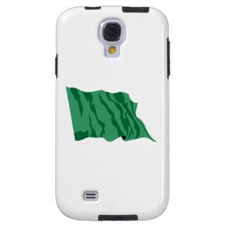 Libya Flag Galaxy S4 Case