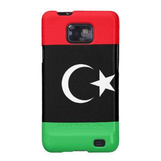 Libya Flag Samsung Galaxy SII Cover