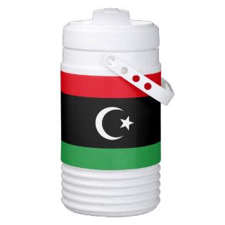Libya Flag Cooler
