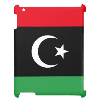 Libya Flag Cover For The iPad