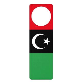 Libya Flag Door Hanger