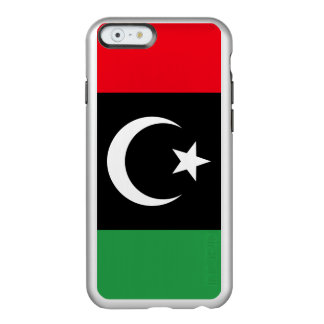 Libya Flag Incipio Feather® Shine iPhone 6 Case