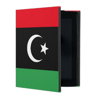 Libya Flag iPad Folio Case