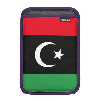 Libya Flag iPad Mini Sleeve