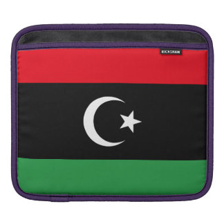 Libya Flag iPad Sleeve