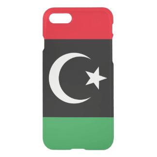 Libya Flag iPhone 7 Case