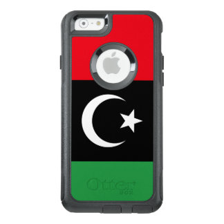 Libya Flag OtterBox iPhone 6/6s Case