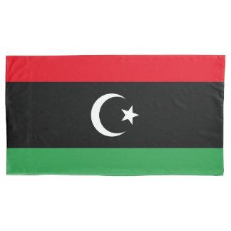 Libya Flag Pillowcase