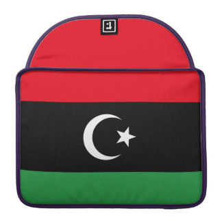 Libya Flag Sleeve For MacBooks