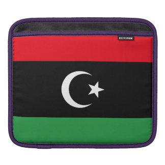 Libya Flag Sleeves For iPads