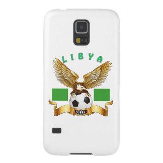 Libya Football Designs Galaxy S5 Case