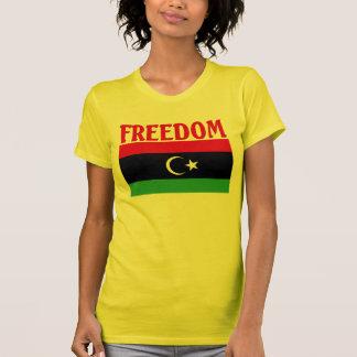 Libya Freedom Flag Shirt
