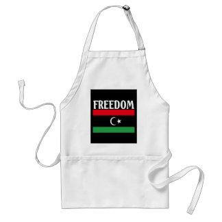 Libya Freedom Flag Standard Apron