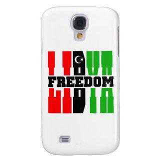 Libya Freedom Galaxy S4 Cases