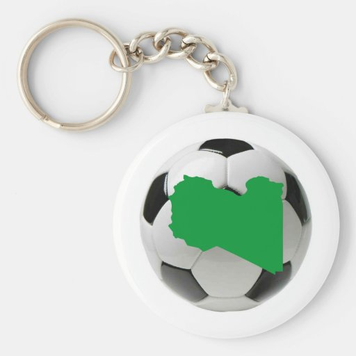 Libya national team keychains