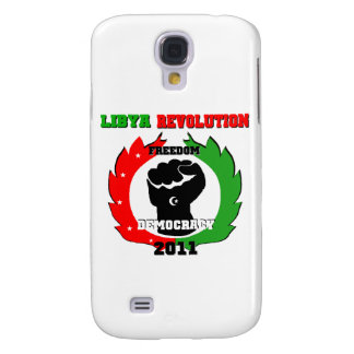 Libya Revolution Galaxy S4 Cases