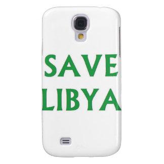 Libya - Save Libya Samsung Galaxy S4 Case