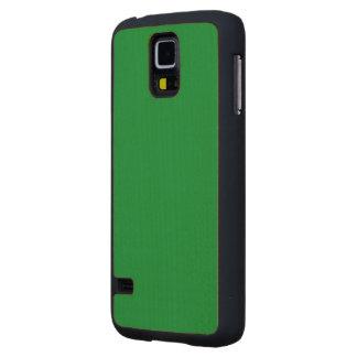 Libya Carved® Maple Galaxy S5 Slim Case