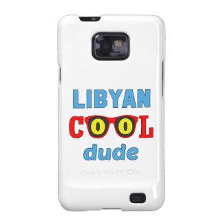 Libyan Cool Dude Galaxy SII Covers