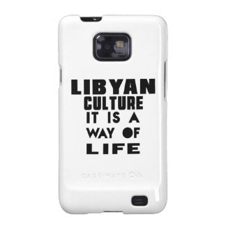 LIBYAN CULTURE IT IS A WAY OF LIFE GALAXY S2 CASE