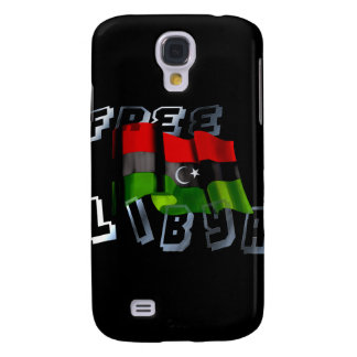 Libyan flag of Libya Independence Monarchy flag Galaxy S4 Covers