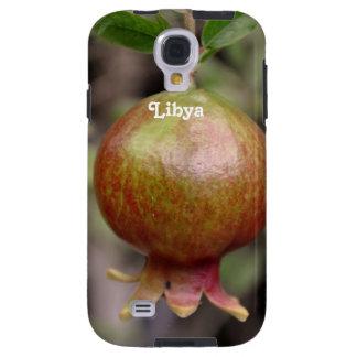 Libyan Pomegranate Galaxy S4 Case