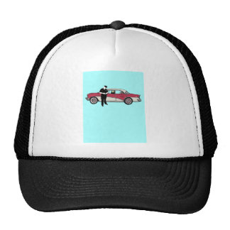 licence and registration - please hat