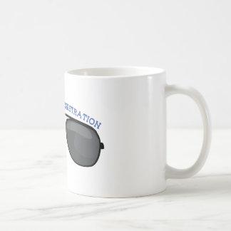 License And Registration Mugs