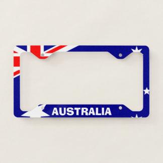 License Plate Frame Australia