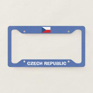 License Plate Frame Czech Republic