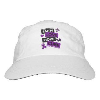 License Plates...Fibro Hat