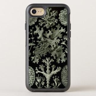 Lichen by Ernst Haeckel, Vintage Nature Plants OtterBox Symmetry iPhone 7 Case