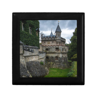Lichtenstein Castle  - Baden Wurttemberg - Germany Small Square Gift Box