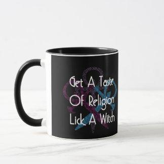 Lick A Witch Mug