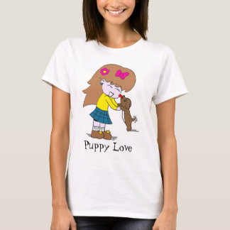 Lick, Puppy Love | T-shirt