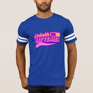 Lickable Batteries T-Shirt