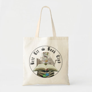 Licking County Library: Brit Lit Book Club Tote Bag
