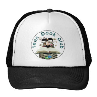 Licking County Library: Teen Book Club Apparel Trucker Hat