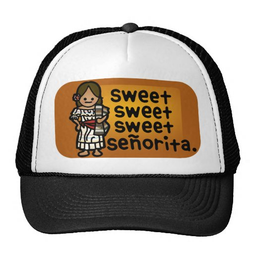 lid for the honey. hats
