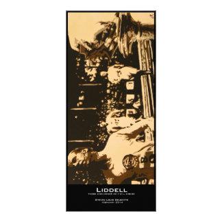 """""""Liddell"""" Value Bookmarks Rack Card"""