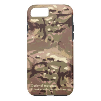 LIDJ Design. Camo Camo, Wherefore Art Thou? iPhone 8/7 Case