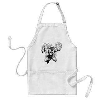 LIEBBY INDUSTRIES COMING FOR YA LOGO APRONS