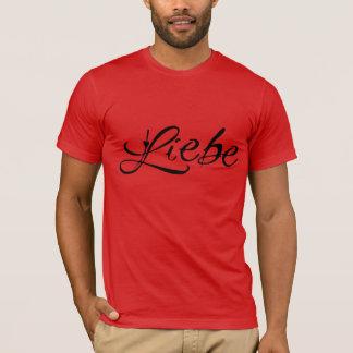 Liebe (Love) Men's American Apparel T-Shirt