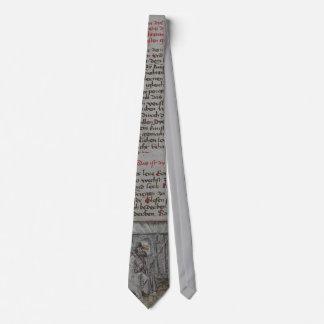 Liechtenauer Zettle Tie