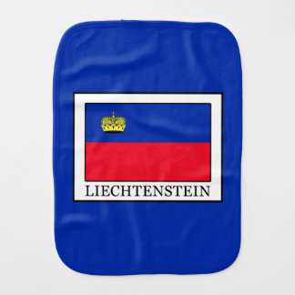 Liechtenstein Burp Cloth