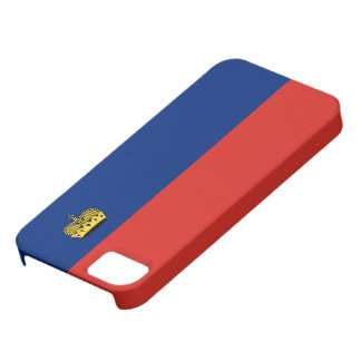 Liechtenstein country long flag nation symbol repu barely there iPhone 5 case