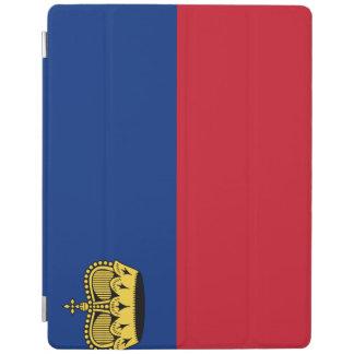 Liechtenstein Flag iPad Cover