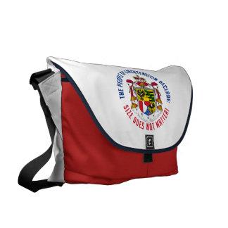 Liechtenstein large messenger bag