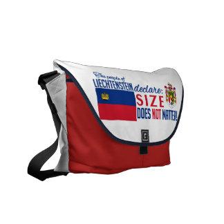 Liechtenstein medium messenger bag